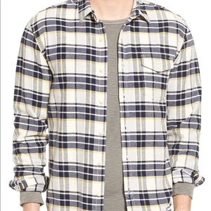 Lucky Brand Flannel dress shirt